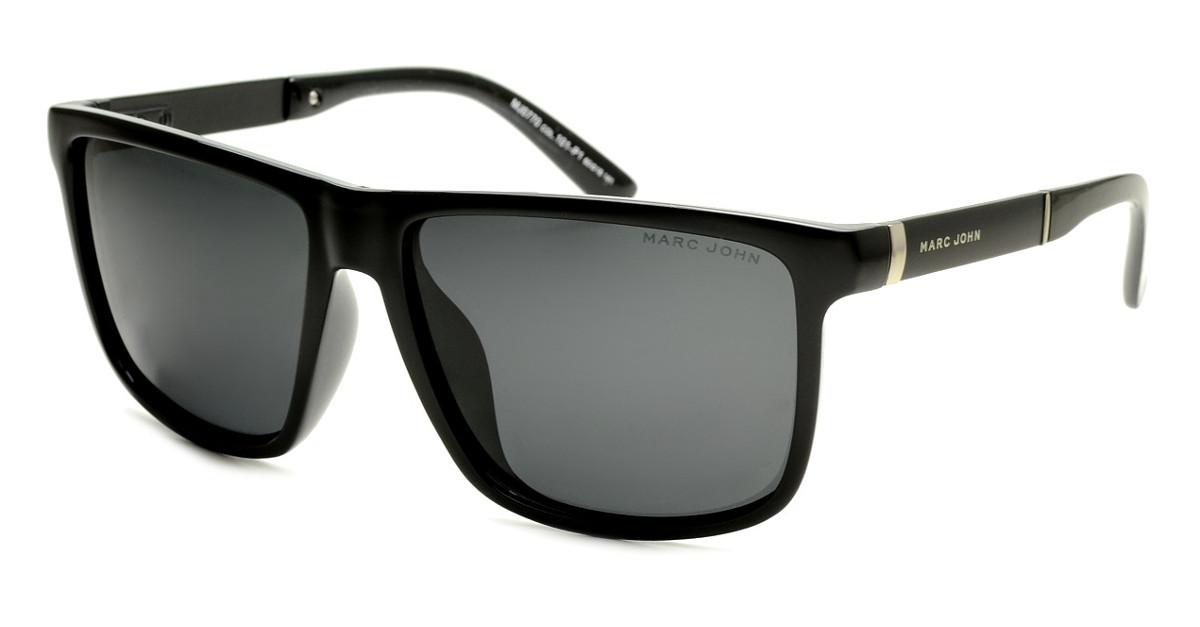 831838e9cfc4 Moderne, polarizovane, unisex Marc John 0770 101 P1 sunčane naočare u  Wayfarer stilu.